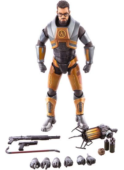 Half-Life Gordon Freeman Deluxe Action Figure
