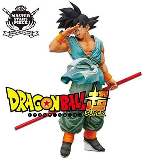 Dragon Ball Z Master Stars Piece Goku 12-Inch Collectible PVC Figure