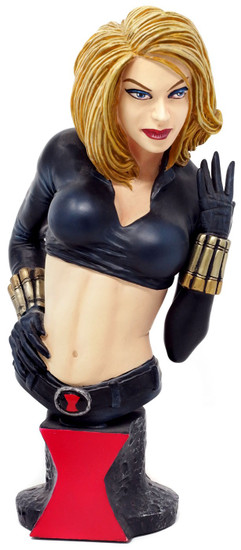 Marvel Universe Black Widow 6-Inch Bust