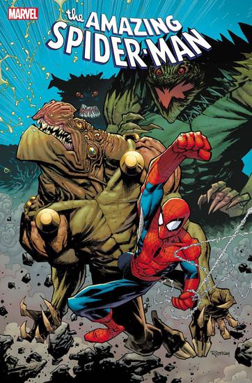 Marvel Amazing Spider-Man #37 2099 Comic Book