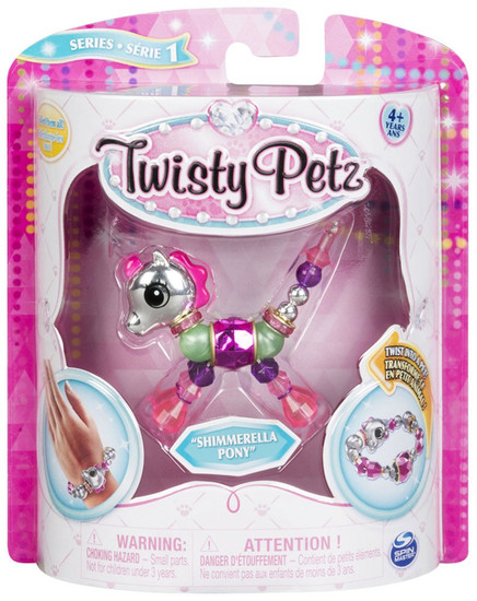 Twisty Petz Shimmerella Pony Bracelet [Damaged Package]