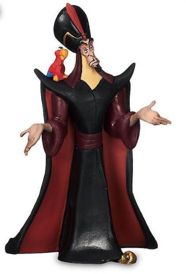 Disney Aladdin Jafar 4-Inch PVC Figure [with Lago Loose]
