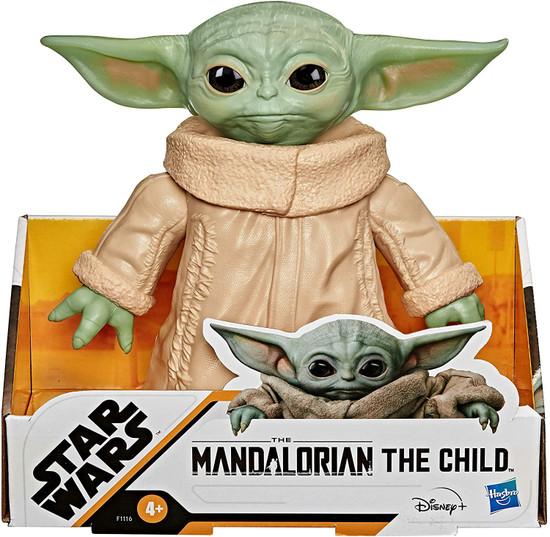 Star Wars The Mandalorian The Child (Baby Yoda / Grogu) Action Figure