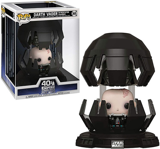 Funko POP! Star Wars Darth Vader in Meditation Deluxe Vinyl Figure