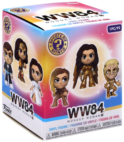 Funko DC Mystery Minis Wonder Woman 1984 Mystery Pack [One Random Figure]
