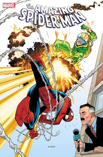 Marvel Amazing Spider-Man #40 2099 Comic Book