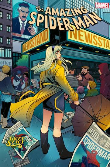 Marvel Amazing Spider-Man #40 2099 Comic Book [Elizabeth Torque Gwen Stacy Variant Cover]