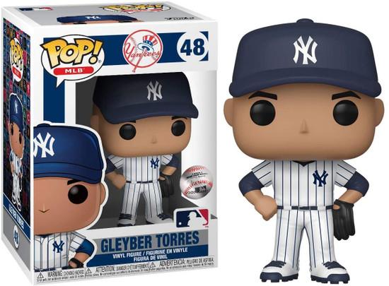 Funko MLB New York Yankees POP! Sports Baseball Gleyber Torres Vinyl Figure