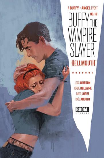 Boom Studios Buffy The Vampire Slayer #12 Comic Book