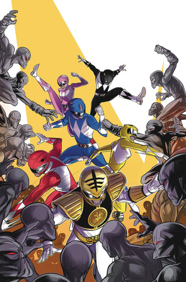Boom Studios Go Go Power Rangers #29 Necessary Evil Comic Book