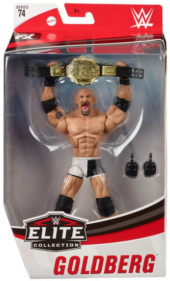 WWE Wrestling Elite Collection Series 74 Goldberg Action Figure