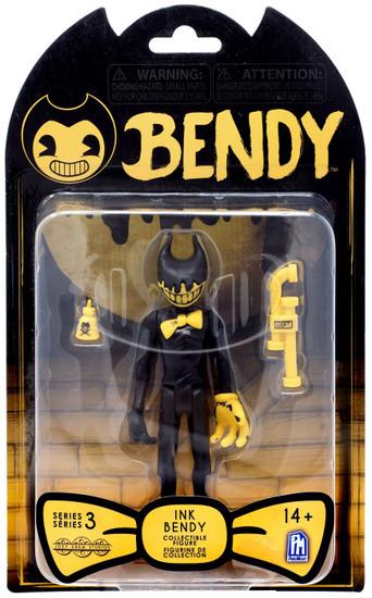 Bendy and the Ink Machine Dark Revival Series 3 Ink Bendy Action Figure