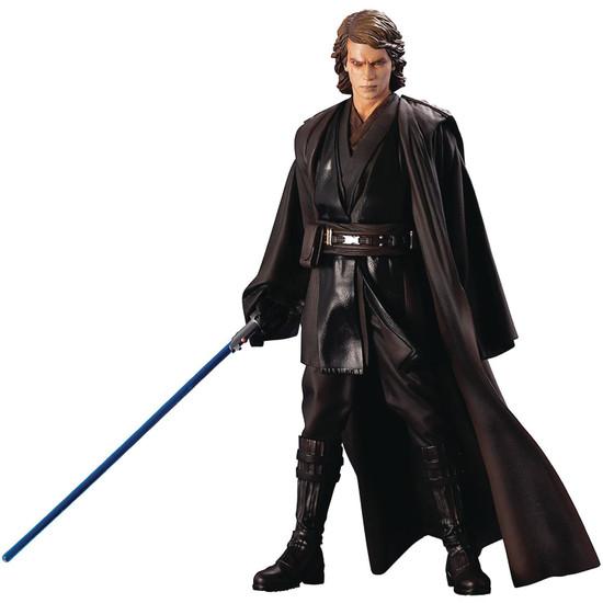 Star Wars Revenge of the Sith ArtFX+ Anakin Skywalker Multi-Pose Statue