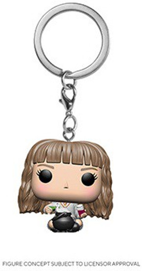 Funko Harry Potter Pocket POP! Movies Hermione with Potions Keychain