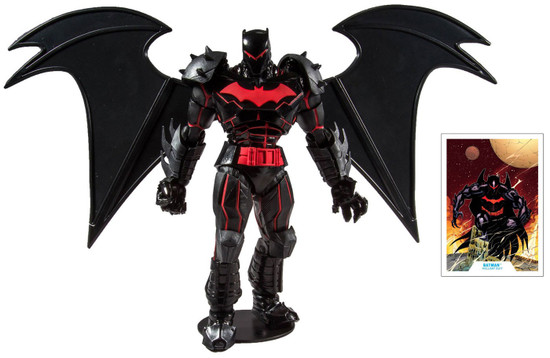 McFarlane Toys DC Multiverse Batman Action Figure [Hellbat Suit]