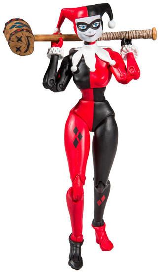 McFarlane Toys DC Multiverse Harley Quinn Action Figure [Classic Version]