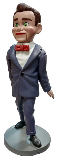 Disney Toy Story 4 Ventriloquist Dummy 4-Inch Mini PVC Figure [Loose]