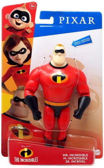 Disney / Pixar Mr. Incredible Action Figure