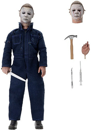 NECA Halloween 2 Michael Myers Clothed Action Figure [1981 Version]