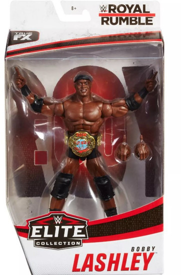 WWE Wrestling Elite Collection Royal Rumble Bobby Lashley Exclusive Action Figure