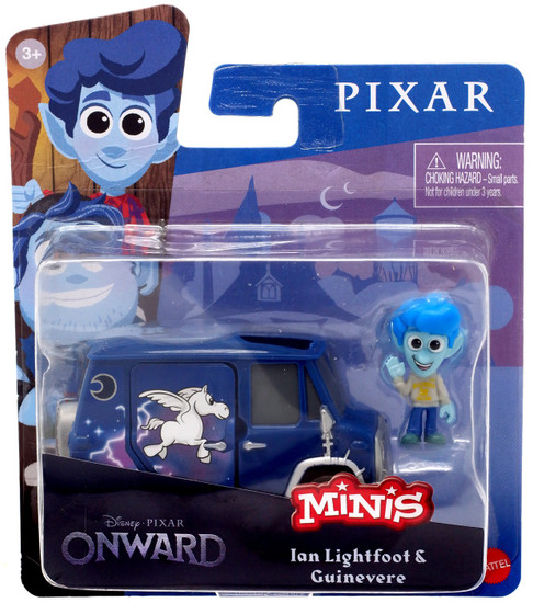 Disney / Pixar Onward Minis Ian Lightfoot & Guinevere Figure 2-Pack