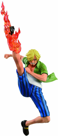 One Piece Ichiban Sanji 5.5-Inch Collectible PVC Figure [Great Banquet]