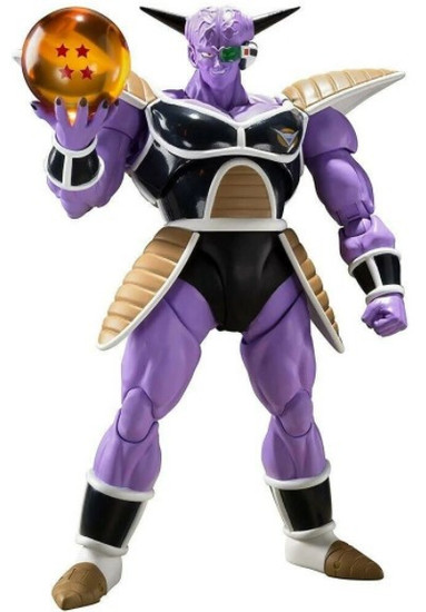 Dragon Ball S.H. Figuarts Captain Ginyu Action Figure