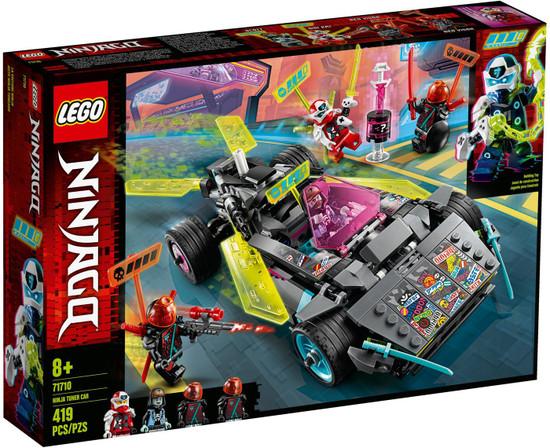 LEGO Ninjago Ninja Tuner Car Set #71710
