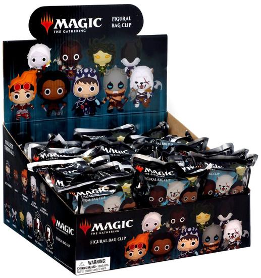 3D Figural Foam Bag Clip Magic The Gathering Series 1 Mystery Box [24 Packs]