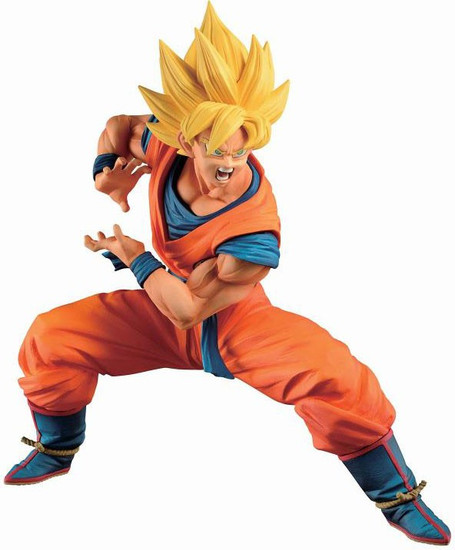 Dragon Ball Ichiban Our Goku No.1 Super Saiyan Son Goku 7-Inch Collectible PVC Figure [Ultimate Version]
