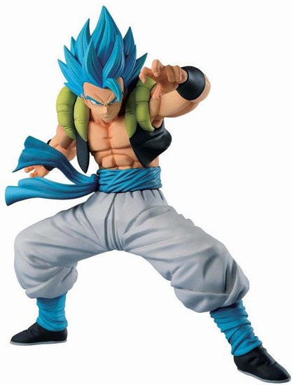 Dragon Ball Ichiban Super Saiyan God Super Saiyan Gogeta 7.8-Inch Collectible PVC Figure