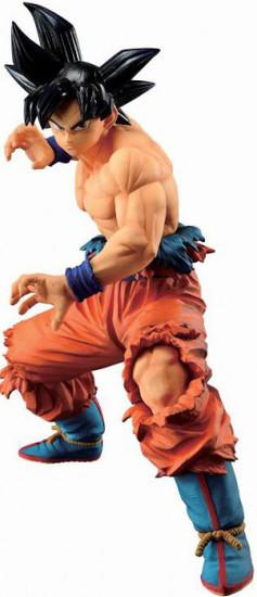 Dragon Ball Ichiban Son Goku Ultra Instinct Sign 8.2-Inch Collectible PVC Figure [Ultimate Version]