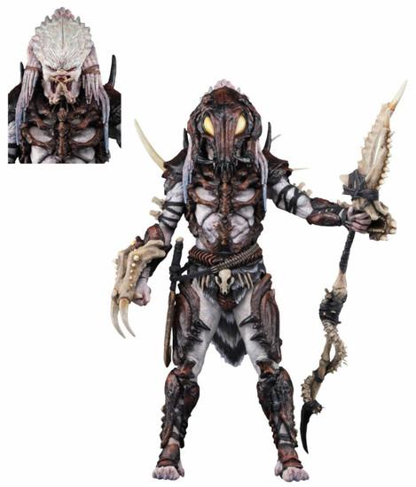 NECA 100th Edition Alpha Predator Action Figure [Ultimate Version, NO GAME CODE!]