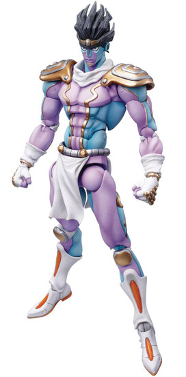 JoJo's Bizarre Adventure Part 4: Diamond is Unbreakable Star Platinum Action Figure