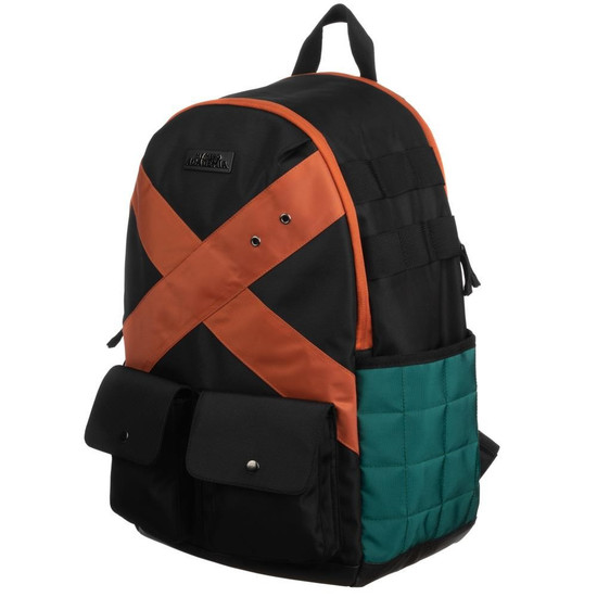 My Hero Academia Bakugo Built Up Backpack