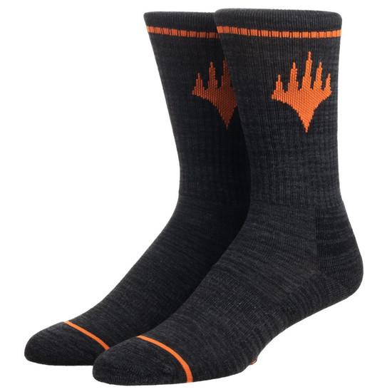 Magic The Gathering Athletic Crew Socks