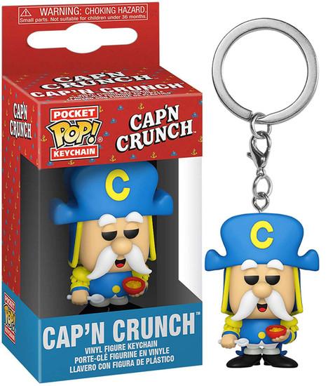 Funko Ad Icons Pocket POP! Cap'n Crunch Keychain