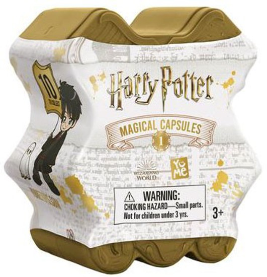 Harry Potter Series 1 Magical Capsules Mystery Pack [1 RANDOM Figure!]