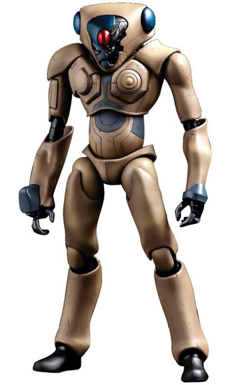 Harmagedon: Genma Wars Vega Action Figure (Pre-Order ships June)