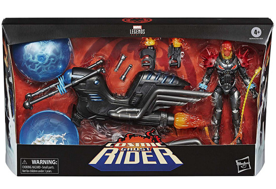 Marvel Legends Cosmic Ghost Rider Action Figure & Vehicle