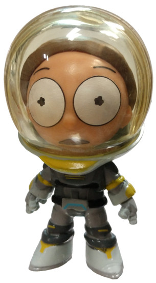 Funko Rick & Morty Series 3 Space Suit Morty 1/6 Mystery Minifigure [Loose]