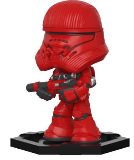 Funko Star Wars The Rise of Skywalker Sith Jet Trooper 1/12 Mystery Minifigure [Loose]
