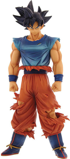 Dragon Ball Z Grandista Nero Goku 11-Inch Collectible PVC Figure
