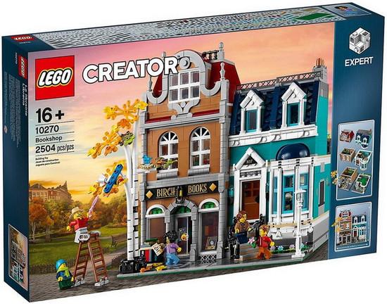 LEGO Creator Bookshop Set #10270