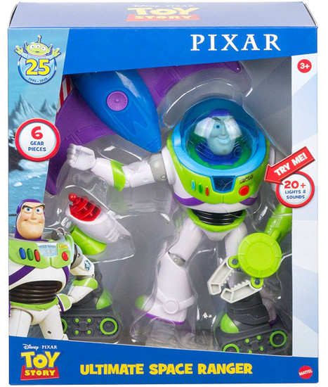 Toy Story 25th Anniversary Ultimate Space Ranger Action Figure