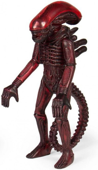 ReAction Alien Series 3 Xenomorph 3.75-Inch 4/12 Mystery Mini Figure [Rage Loose]