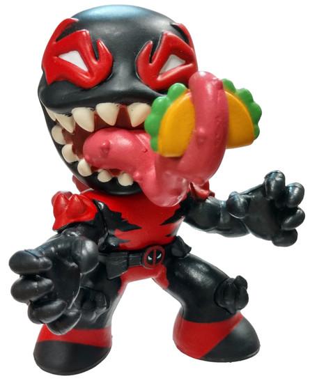 Funko Marvel Venomized Deadpool 1/12 Mystery Minifigure [Loose]