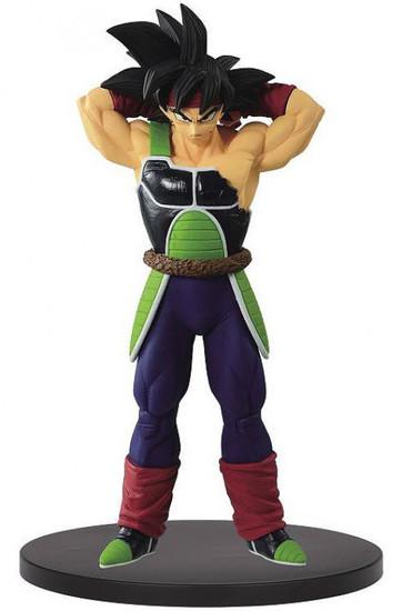 Dragon Ball Z Creator X Creator Bardock 7-Inch Collectible PVC Figure