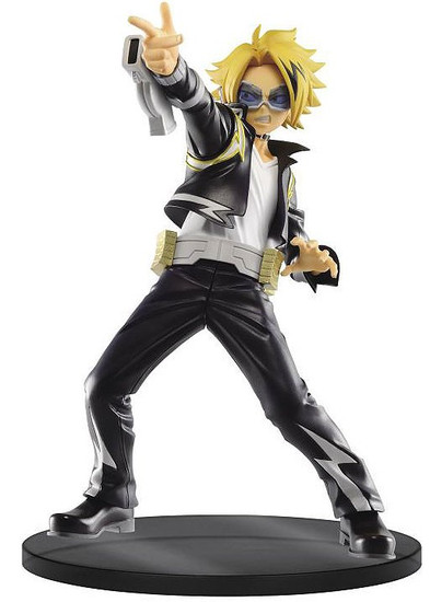 My Hero Academia The Amazing Heroes Denki Kaminari 5.9-Inch Collectible PVC Figure #09 (Pre-Order ships January)