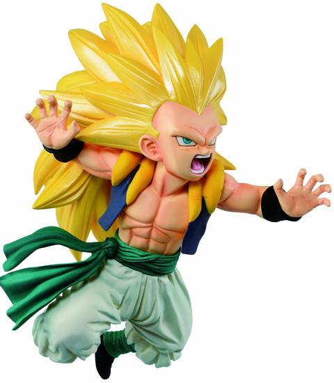Dragon Ball Ichiban Super Saiyan 3 Gotenks 7-Inch Collectible PVC Figure [Rising Fighters]